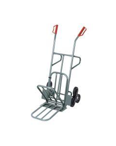 Carrello pieghevole Ribimex 6 ruote PRCD6R