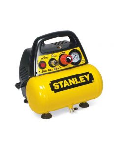 Compresor de aire portátil 6 litros Stanley DN 200/8/6 - Producto Reacondicionado 1