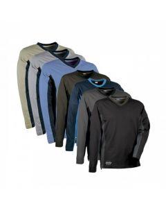 Camisa de trabajo manga larga Cofra Madeira