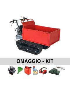 Motocarriola cingolata AMA Dumper TAG500TL 500 kg
