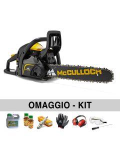 Motosierra de gasolina Professional McCulloch CS450 ELITE