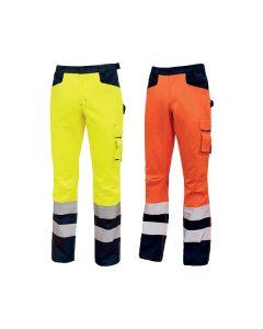Pantalones de trabajo de alta visibilidad U-Power Light
