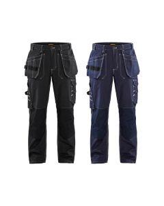Pantalon de travail Blaklader 1530 Artigiano en 100% coton