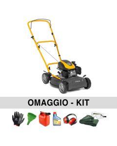 Cortacésped mulching a gasolina Stiga Multiclip 47