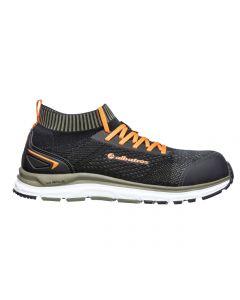 Zapatos de trabajo de malla Albatros Ultimate Impulse Olive Low S1P ESD HRO SRA