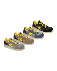 Zapatos de seguridad Diadora Run Net Airbox Geox Low S1P SRC
