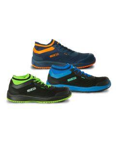Zapatos de seguridad Sparco Legend S1P ESD SRC