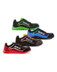 Zapatos de seguridad Sparco Nitro S3 SRC
