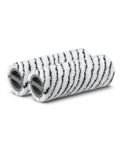 Juego de rodillos de microfibra Karcher 2.055-021.0 por piedra