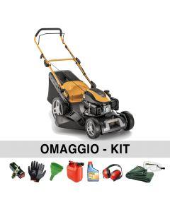 Cortacésped de gasolina Stiga Combi 48 Q 4 en 1