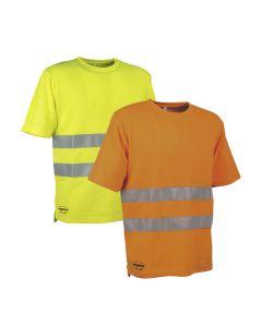 Camiseta de trabajo de alta visibilidad Cofra View
