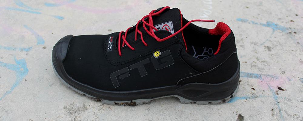 Zapatos de seguridad FTG