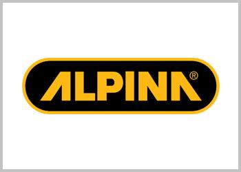 Tracteur tondeuse Alpina