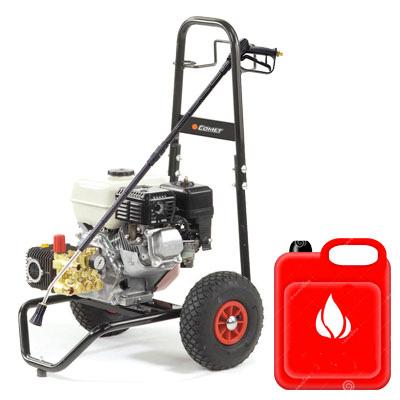 Petrol high pressure washers