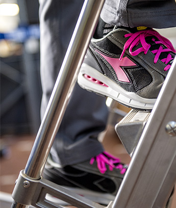 Zapatos de mujer Diadora