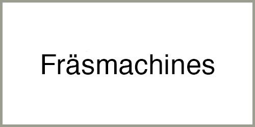 Fräsmachines