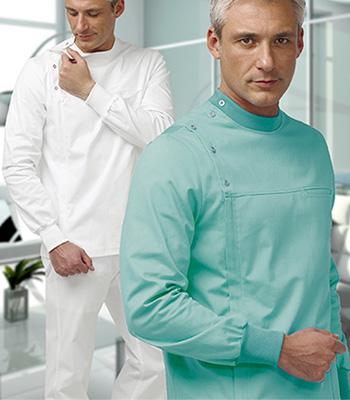 Abbigliamento medico-sanitario