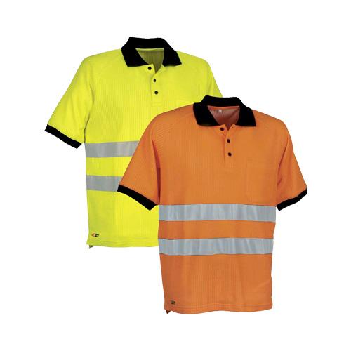 T-shirt, polo e magliette alta visibilità
