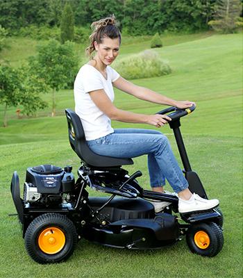 Tracteurs tondeuse Rider