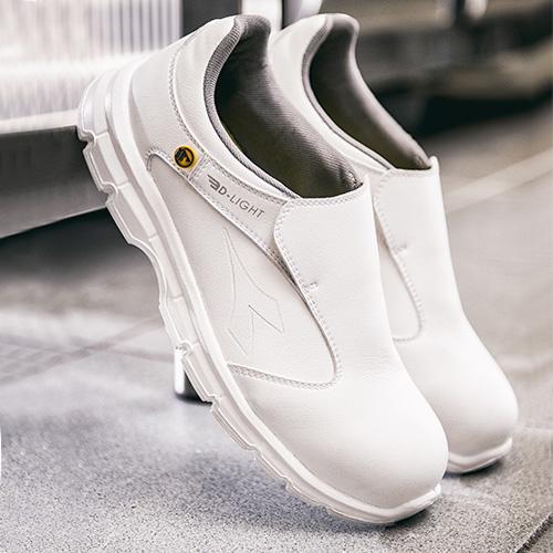 Zapatos de cocina