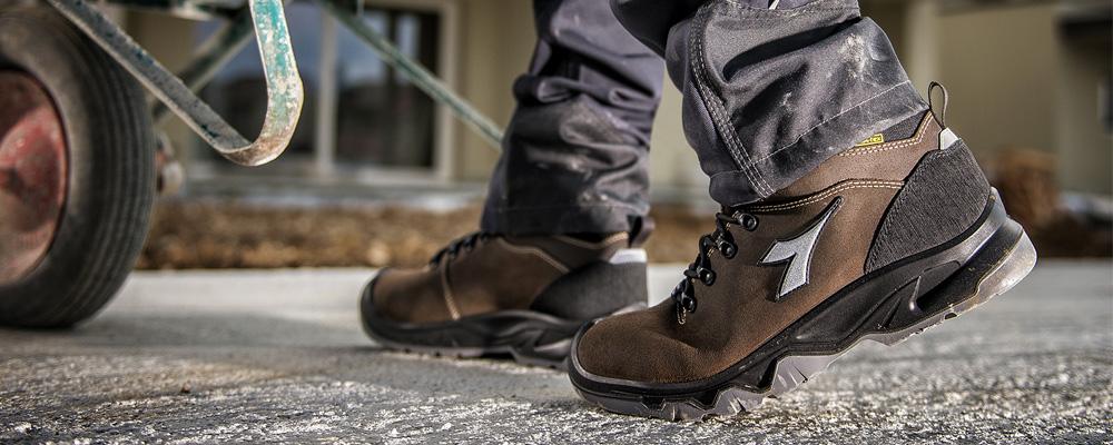 Chaussure de sécurité d