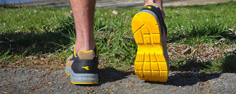 Zapatos de trabajo ortopédicas