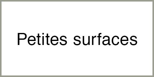 Petites surfaces