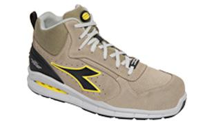 Zapatillas altos